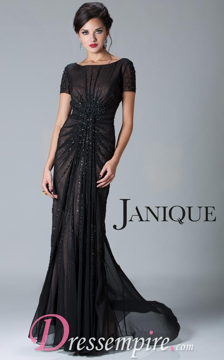 Gorgeous dress!!! Little black dress taken up a notch =) | My Style ...
