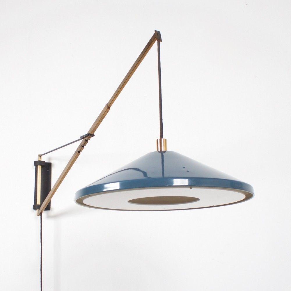 Stilnovo wall lamp 1950s leuchten lighting lamp design und modern lighting - Kronleuchter stehlampe ...