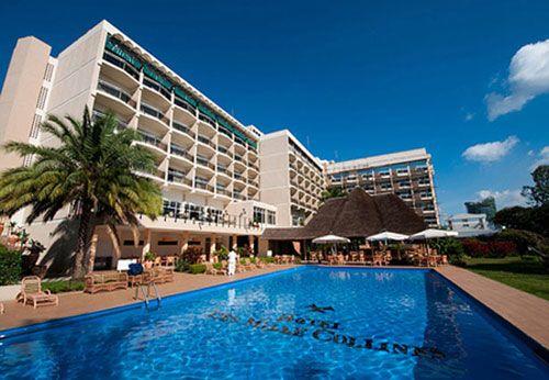 Hôtel Des Mille Collines Kigali Rwanda The Real Hotel