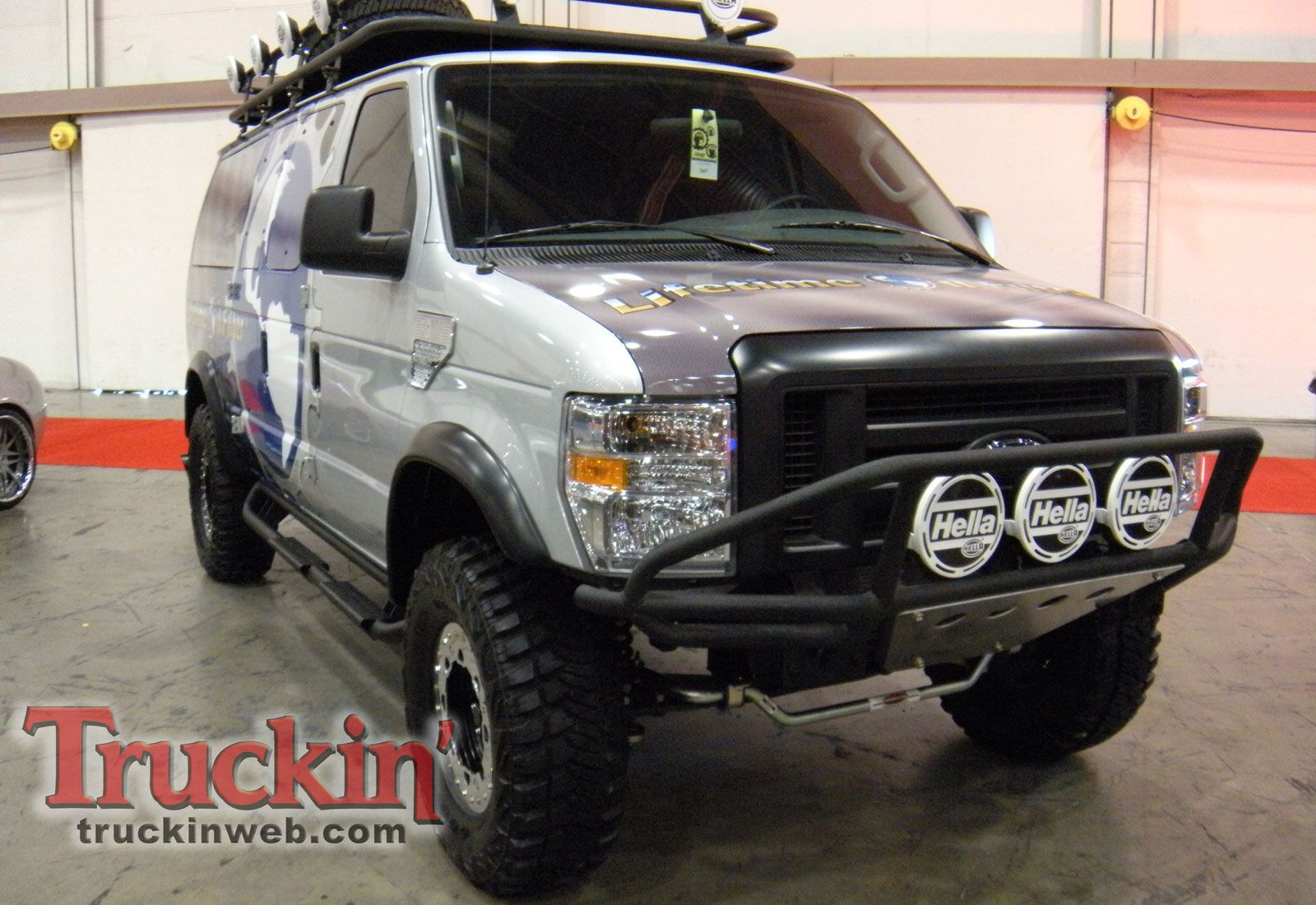4x4 offroad van texas sportsmobile does anyone have one back