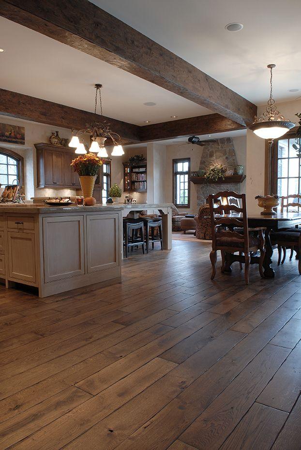 Tuscany Collection 6 34 17 Cm Wide Vintage French Oak Hardwood