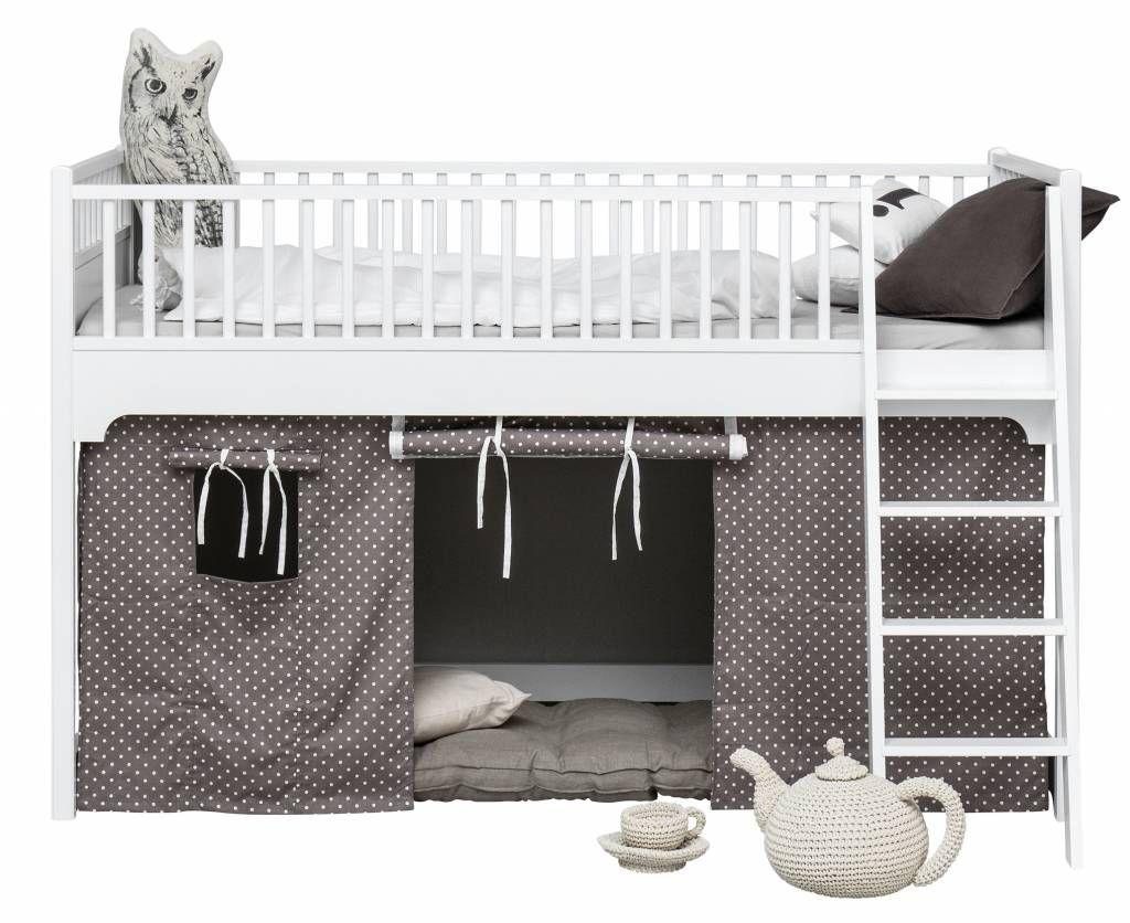 Etagenbett Niedrig : Hochbett etagenbett jugendzimmer jungen mädchen weiss