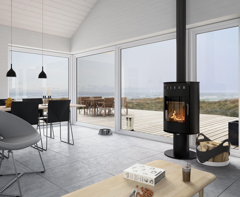 Product Wood Burning Stove Corner Freestanding Fireplace Modern Wood Burning Stoves
