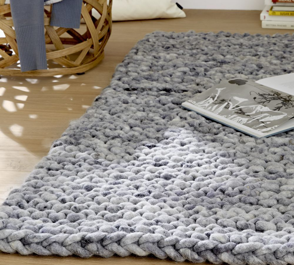 Läufer Selberstricken Rugs Knitting Crochet Und Knitting Patterns