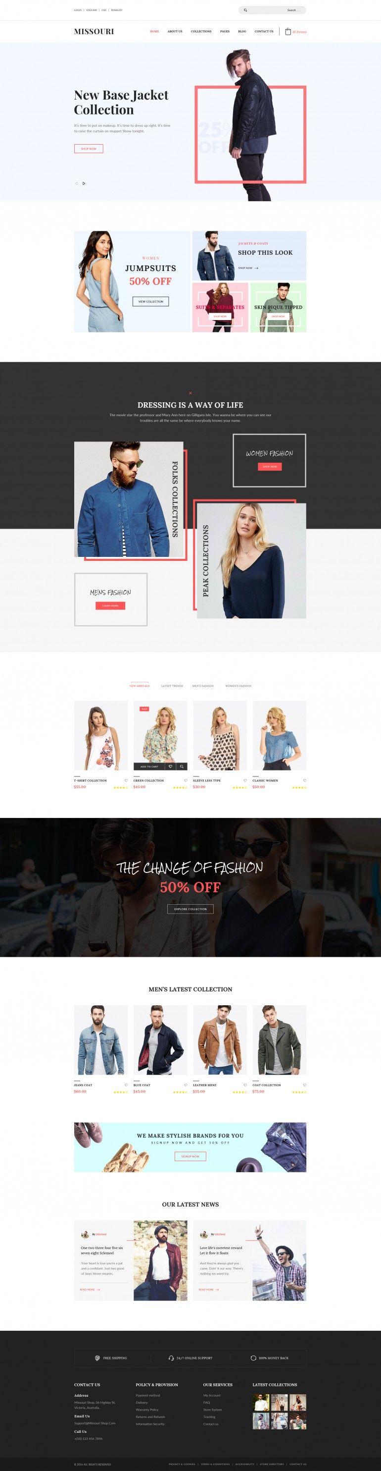 Missouri – E-Commerce