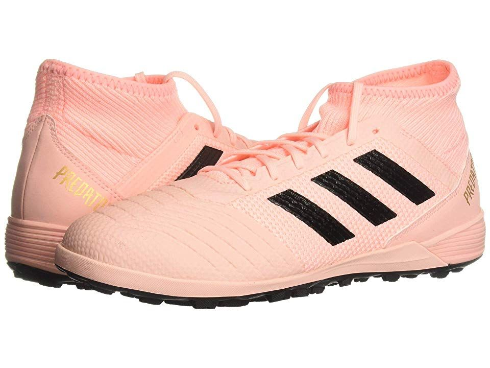 20825a42d adidas Predator Tango 18.3 TF (Clear Orange/Trace Pink/Black) Men's Soccer