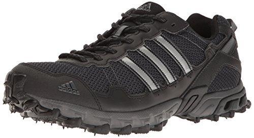 local caldera Frase  adidas Performance Men's Rockadia Trail M Running Shoe, Black/Black/Dark  Grey Heather, 1… | Best trail running shoes, Adidas trail running shoes,  Best running shoes