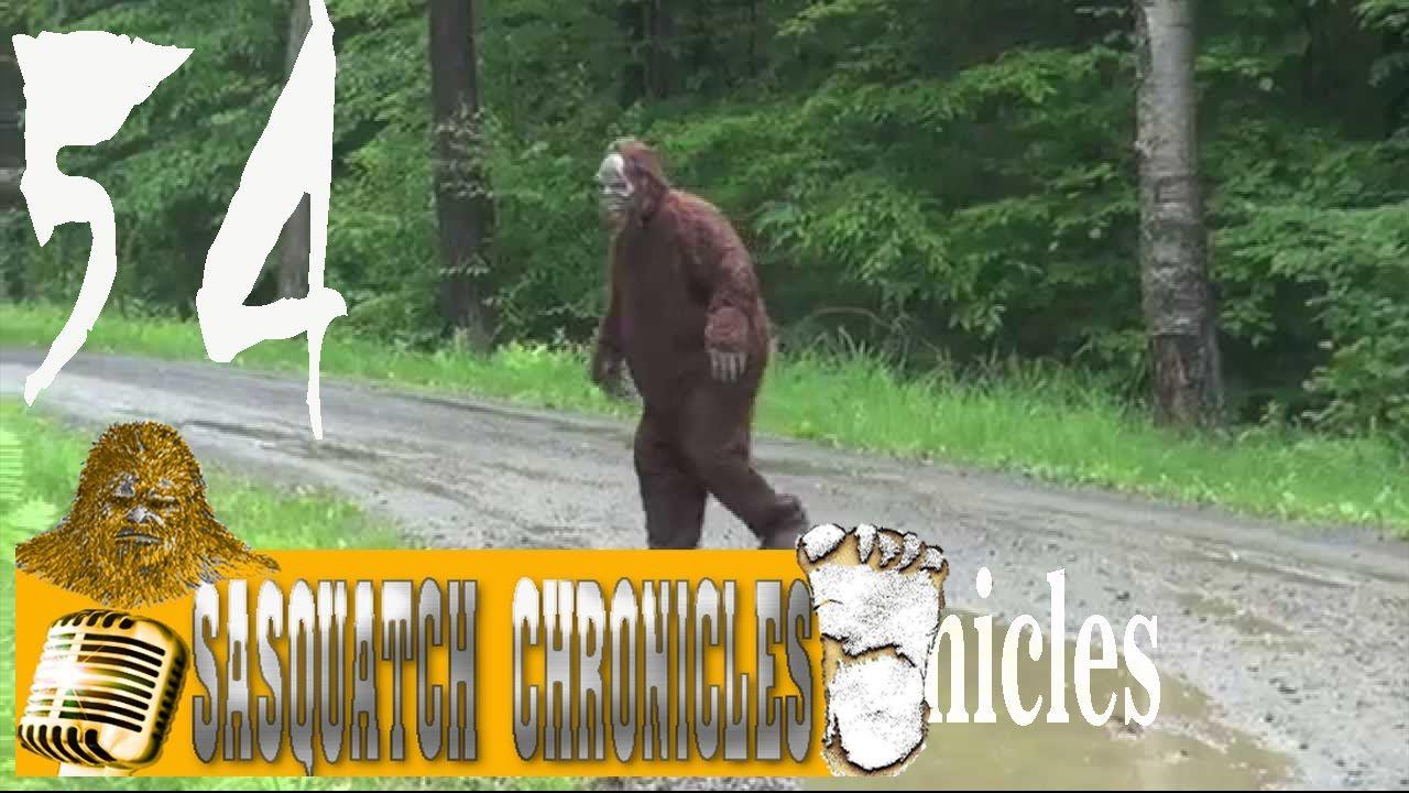 Bigfoot Hotspot Radio // SC EP:54 Ape Canyon Sasquatch Attacks! [Sasquat...
