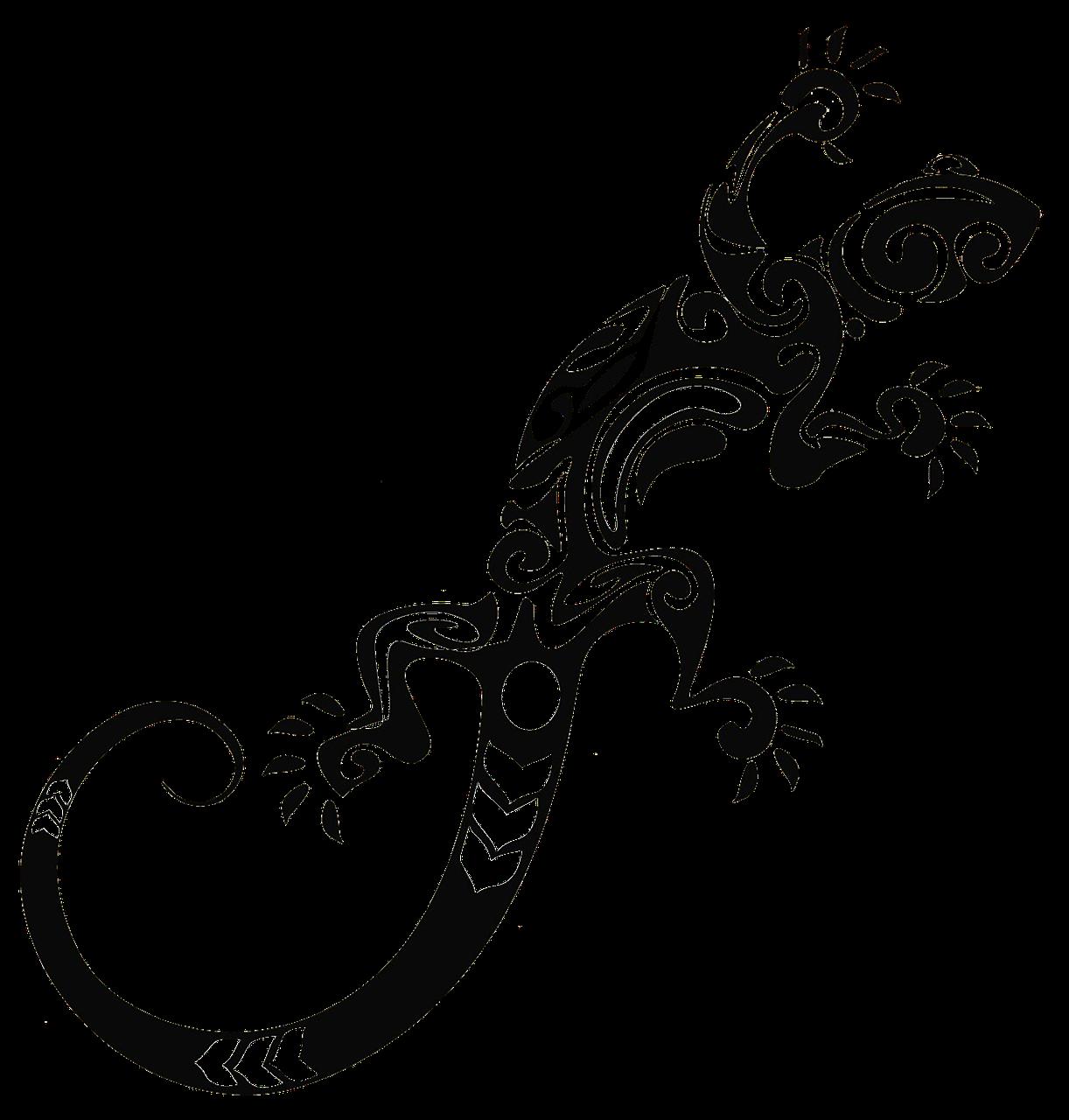 Gecko Malvorlagen Gratis