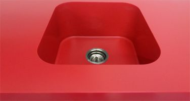Integrated Kitchen Sinks: Staron® Solid Surfaces By Samsung: Integrated  Kitchen Sinks