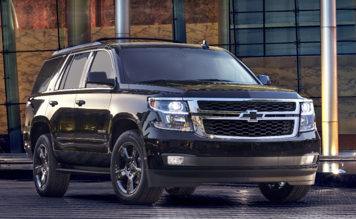 2016 2017 Chevrolet Tahoe For Sale In Your Area Cargurus