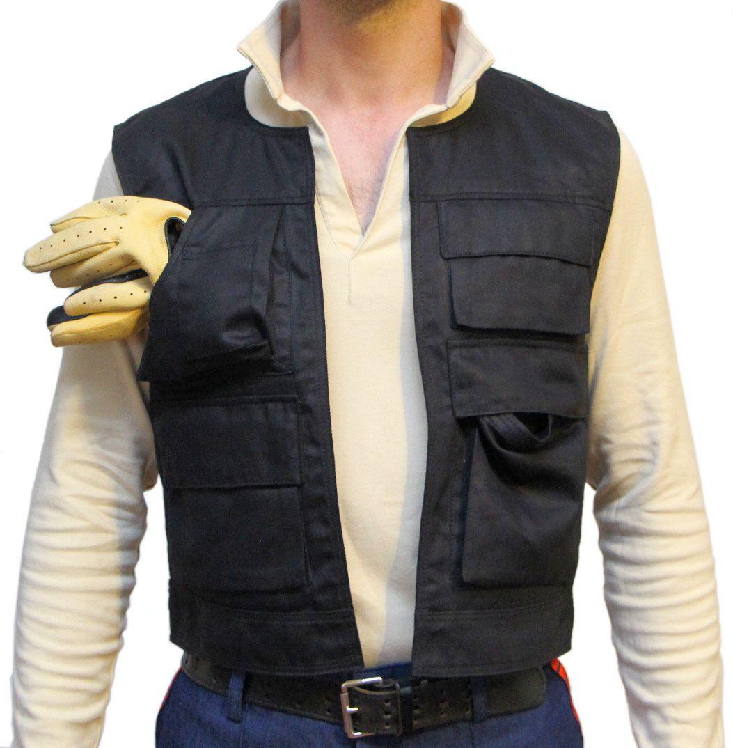 5578ebe5e Smuggler Vest (WL) by Magnoli Clothiers #magnoliclothiers #starwars ...