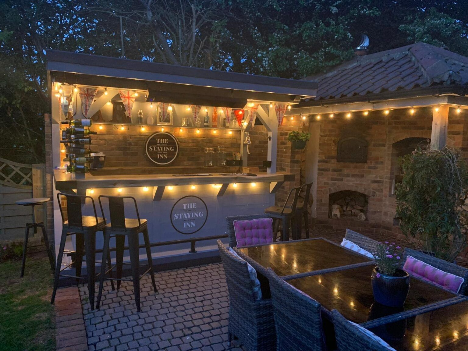 4 of the UK's best home bars - Page 4 of 4 - The Drinks Business