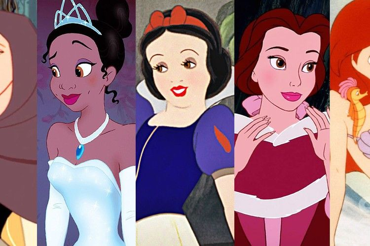 Every Disney Princess Movie In Chronological Order ...
