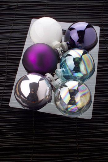"""Boules de Noël Bleues #boule #decoration #sapin #maison #photographe #culinaire merci por le """"re-pin"""" #marielyslorthios"""