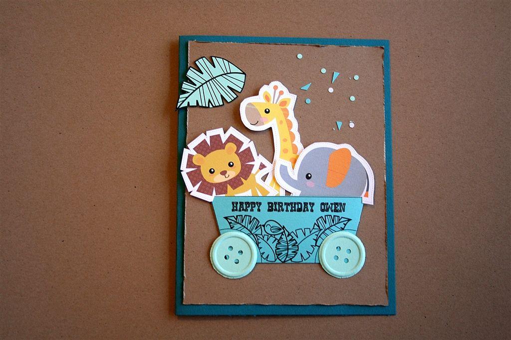 Baby Boy Birthday Card Dennas Ideas Cards For Kids