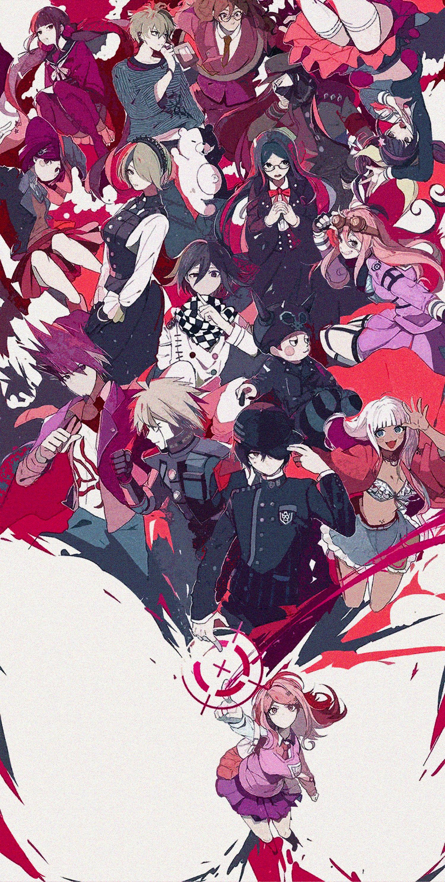Danganronpa V3 Wallpaper Danganronpa Danganronpa V3 Anime