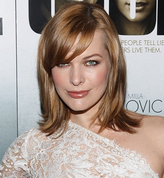 Hairstyles That Make You Look Younger - The Side-Swept Bang ...