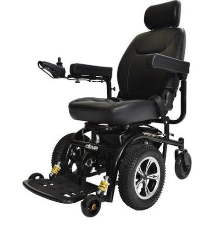 Drive Medical Trident Front Wheel Drive Power Chair Suspension Architecte