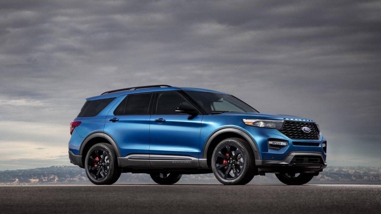 2020 Ford Suv Brochure Ford Explorer 2020 Ford Explorer Ford Suv