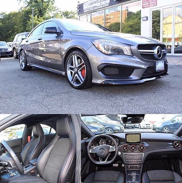 STILL UP FOR GRABS 2016 Mercedes Benz CLA45 AMG W/ Only
