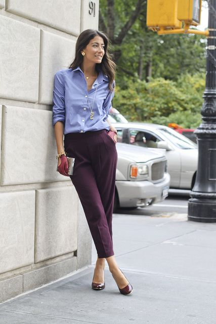 Blue By Lindseycalla Via Flickr Women Style Pinterest Chemise V Tements Et Mode