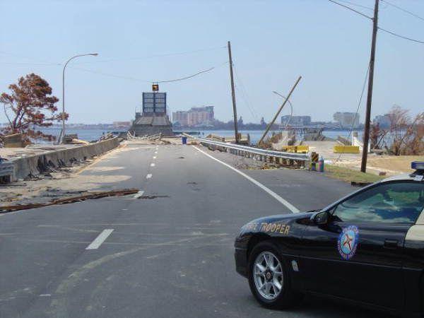 Florida Highway Patrol Camaro On US In Ocean Springs - Hwy us 90 mississippi map