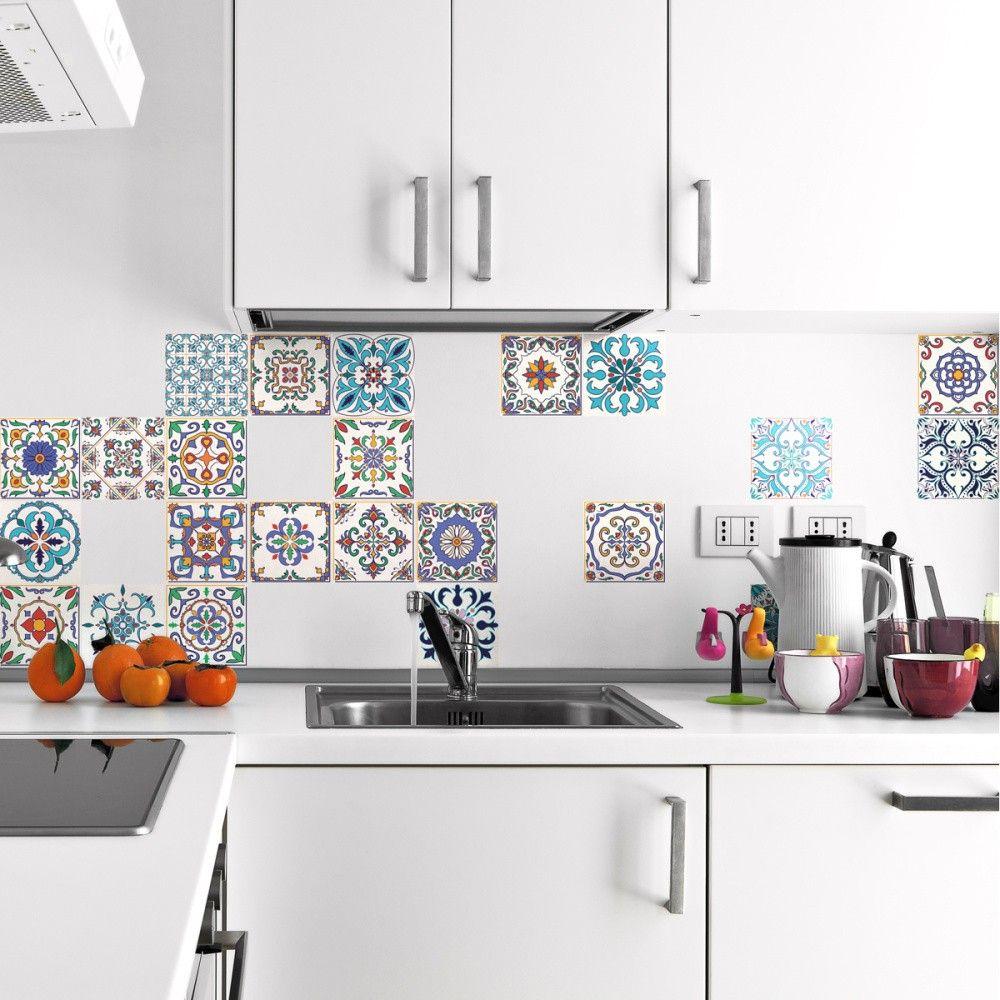 Uwielbiasz Kolorowe Plytki A W Domu Masz Jedynie Biale Sciany Marka Ambiance Przygotowala Specjalnie Dla Ciebie Kol Ambiance Lighting Home Gadgets Home Decor