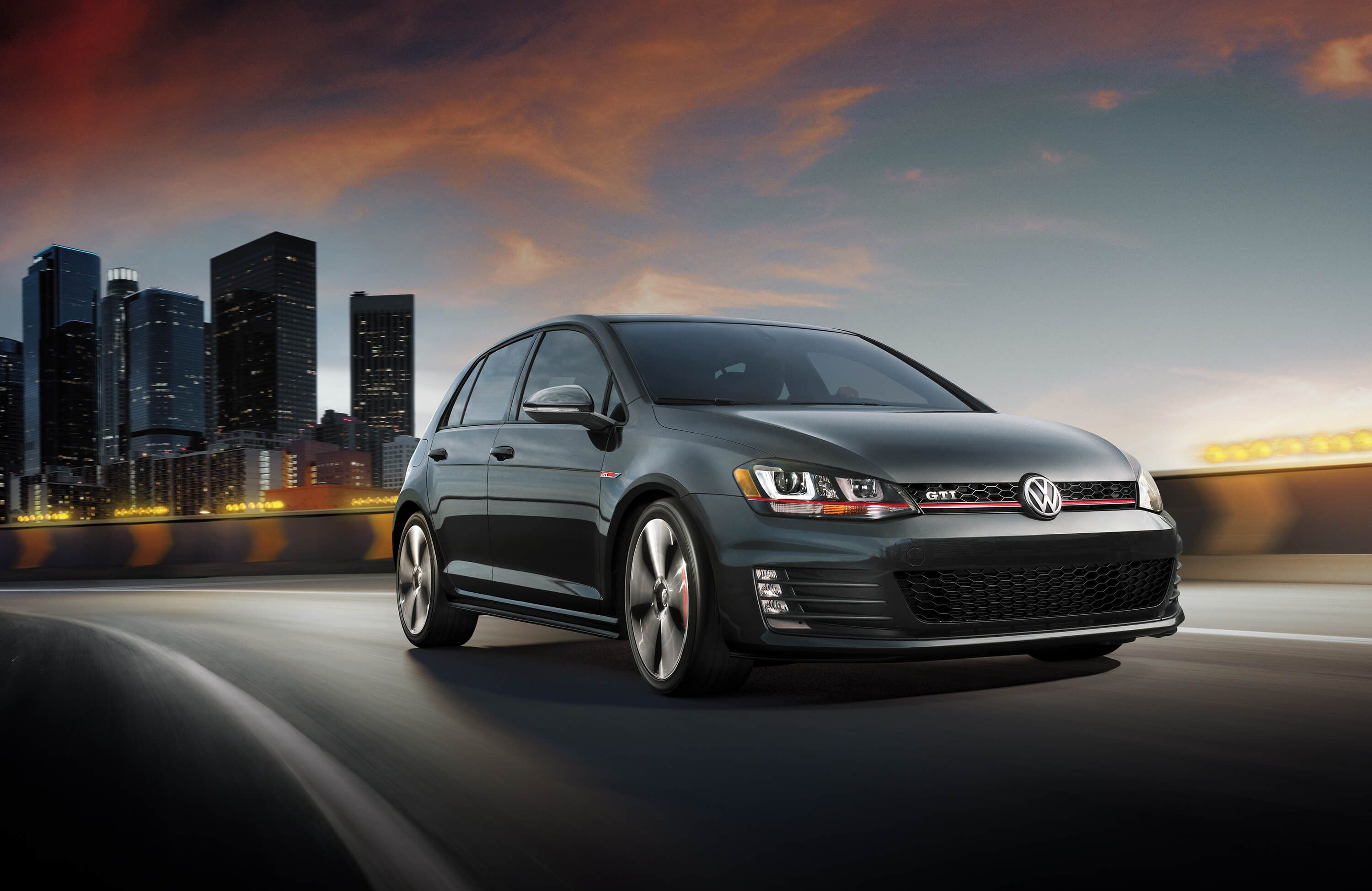 The Golf Gti Comes Loaded With Plenty Of Vroom Volkswagen Golf Volkswagen Golf Gti Gti
