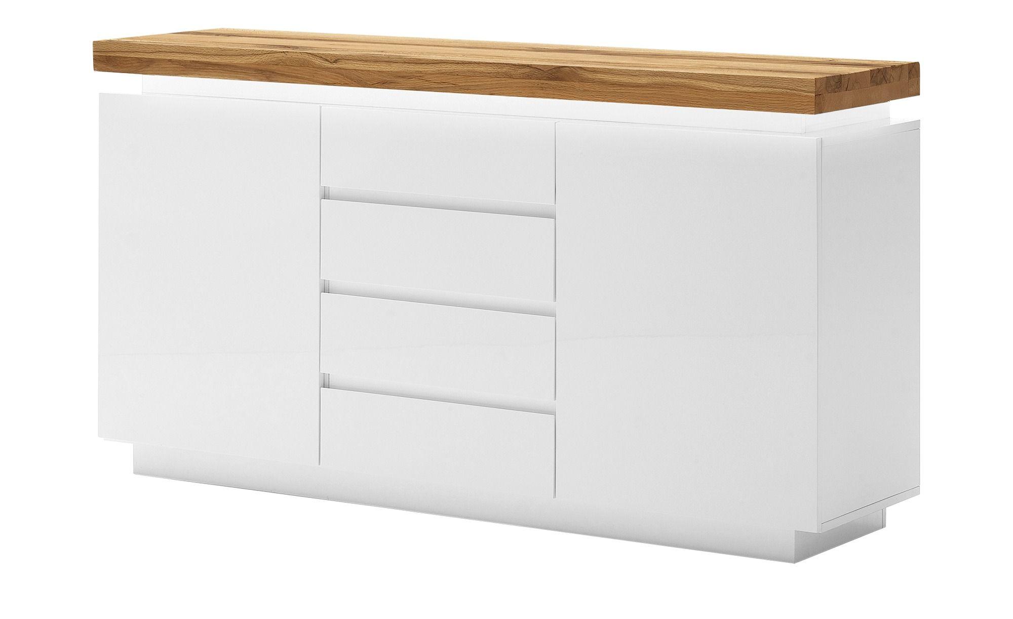 Sideboard Fornico Gefunden Bei Möbel Höffner Sideboard Kommode Kommode Weiß Hochglanz