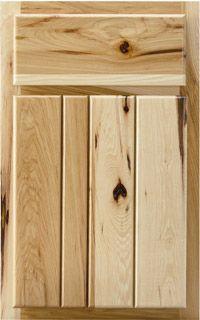 Woodland Cabinetry Plank Door Cabinet Door Styles Rustic Kitchen Cabinets