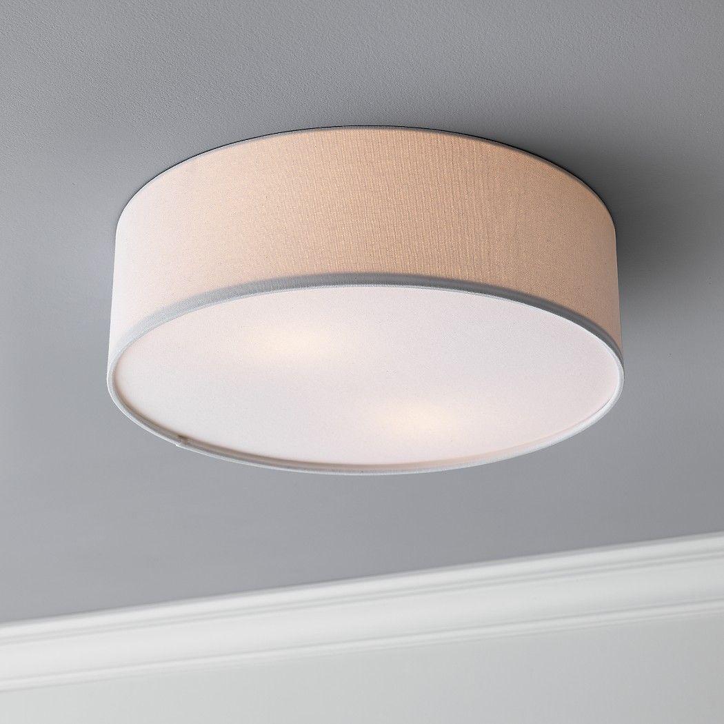 Drum Flush Mount Light 19 75 Reviews Flush Mount Lighting Low Ceiling Lighting Bedroom Light Fixtures