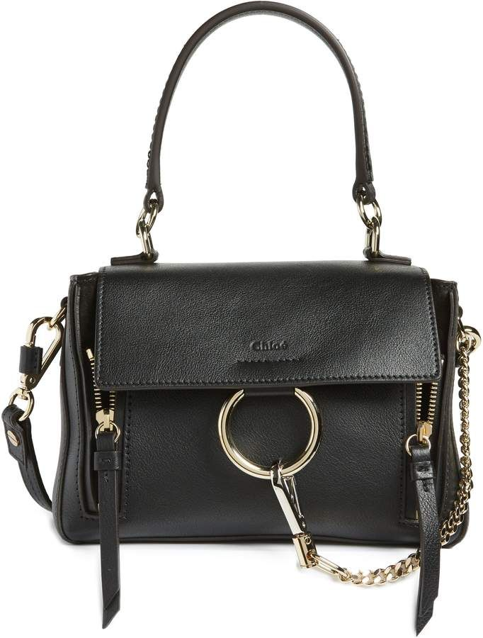 2e2311972 Chloé Mini Faye Day Leather Crossbody Bag in 2019 | Products ...