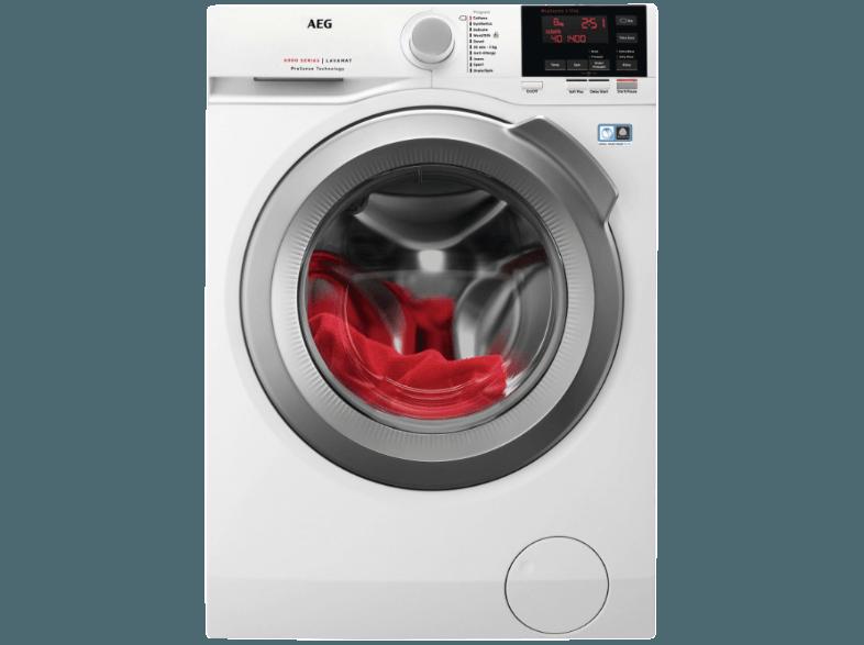 AEG L6FB67400 Waschmaschine (10 kg 1400 U/Min. A
