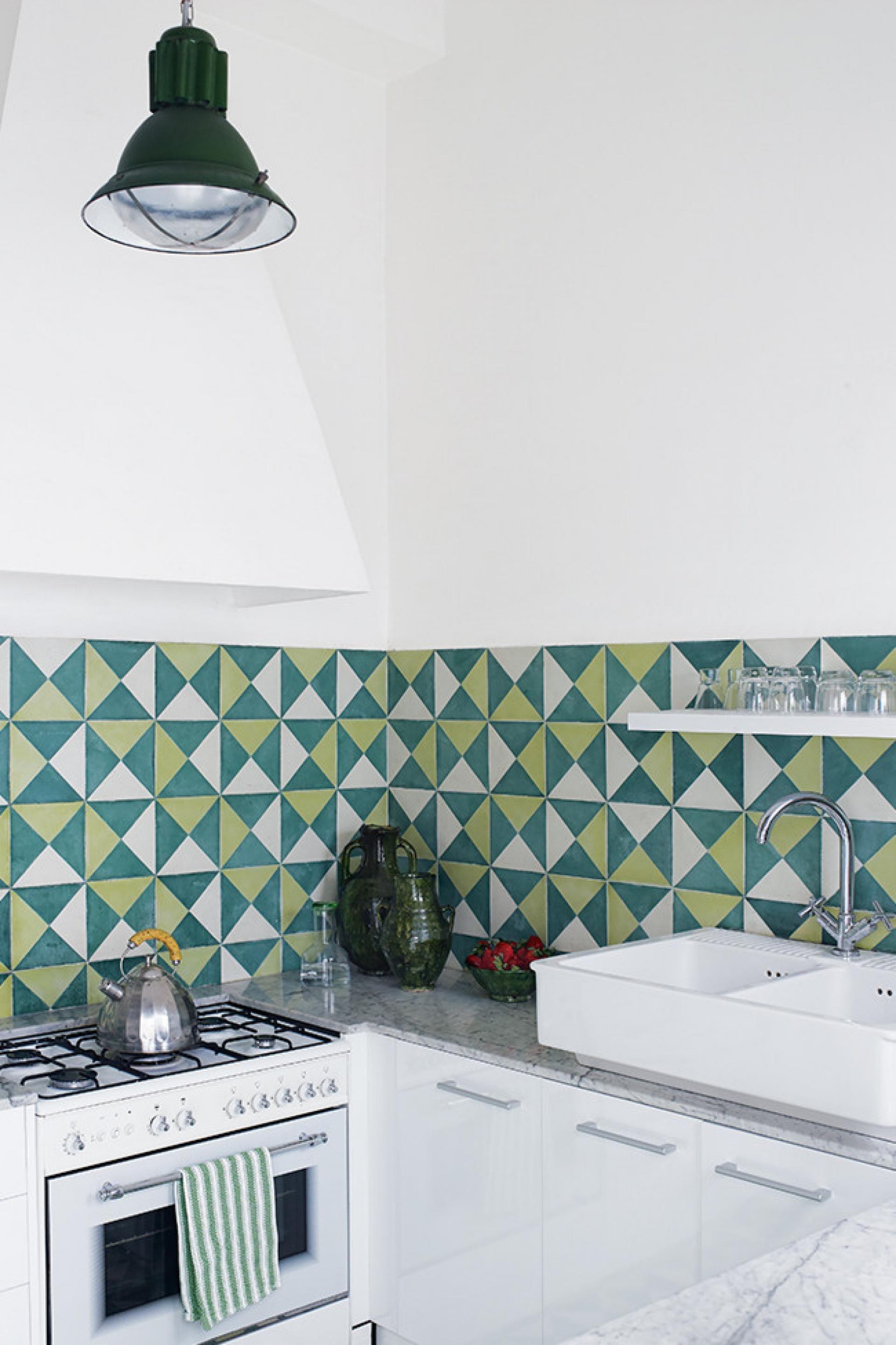 Perfect Idee Deco Cuisine Mosaique