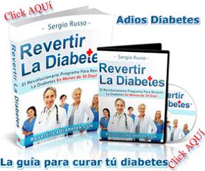 viviendo con recetas de diabetes