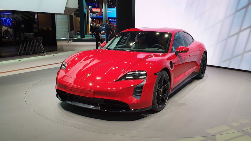Porsche Taycan specs, pricing and more on new hightech