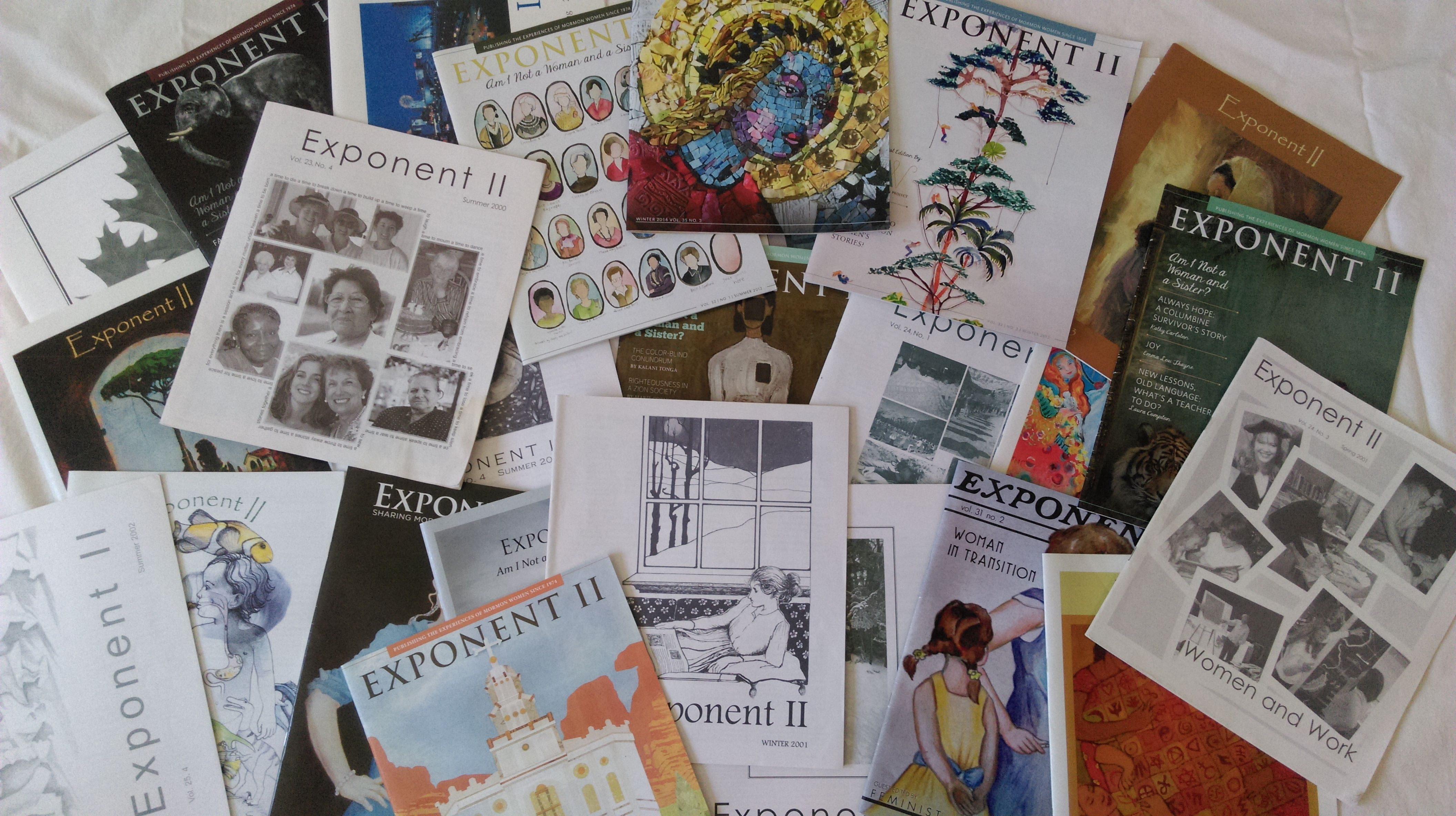 Mormon Feminist Daughters and the Fall Issue of Exponent
