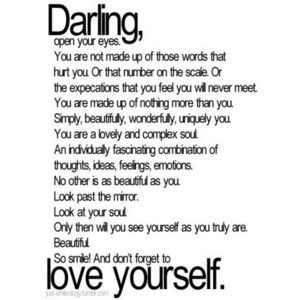 Loving Yourself Quotes Entrancing Love Yourself Quotes  Quotesaboutlovingyourselfloveyourself