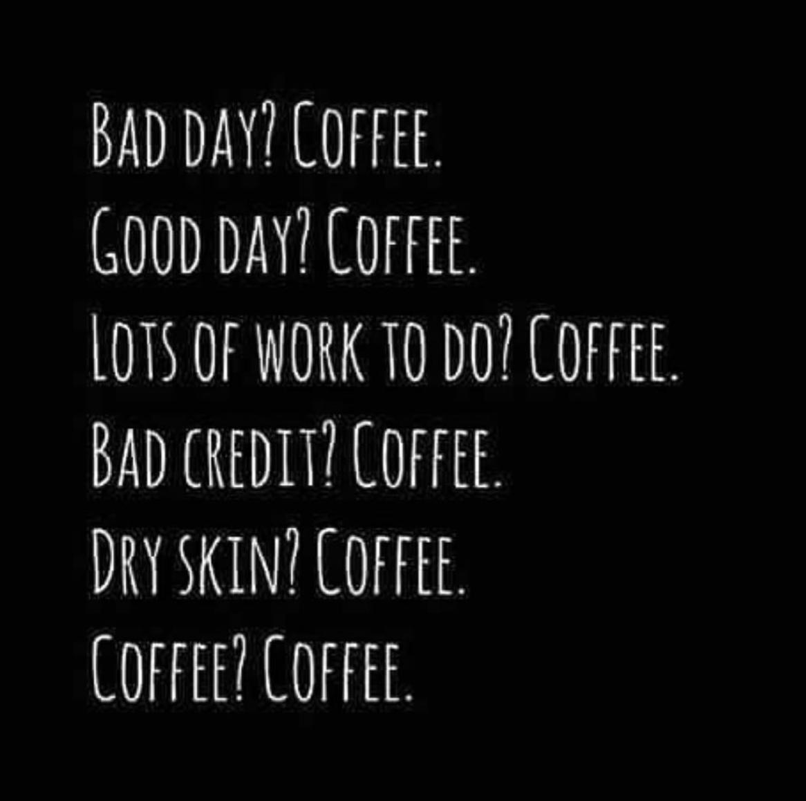 Black Rifle Coffee Company Coffee all day everyday
