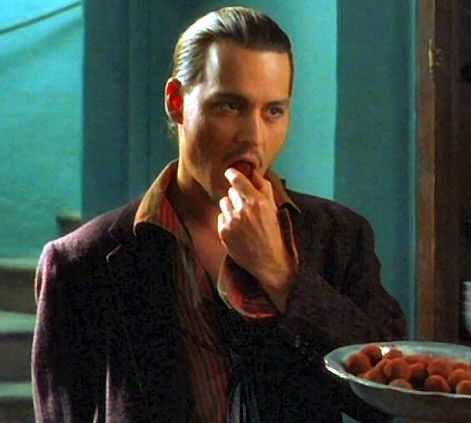 Johnny Depp Chocolat Johnny Depp Johnny Depp Chocolat Johnny Depp Movies