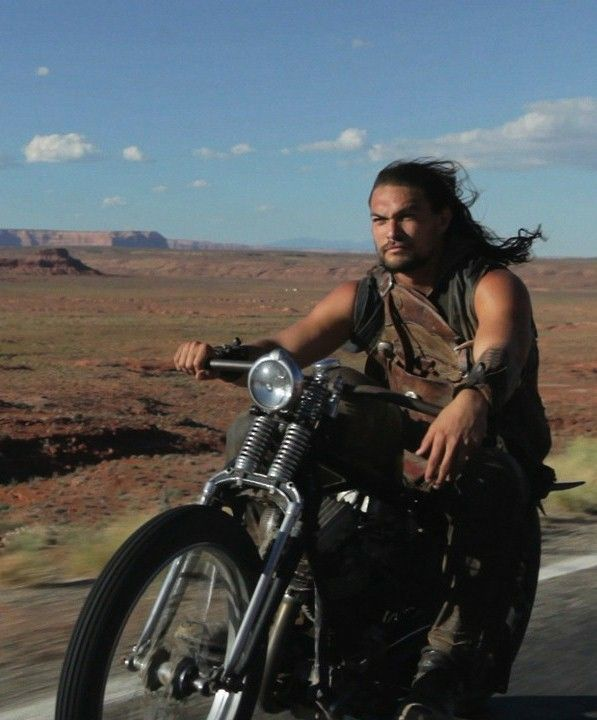 Here's What Jason Momoa Drives