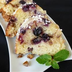 Blueberry Sour Cream Coffee Cake Allrecipes Com To Use Up Sour Cream Need To Bring Bundt Pan And Fruit Coffee Cake Recipes Sour Cream Coffee Cake