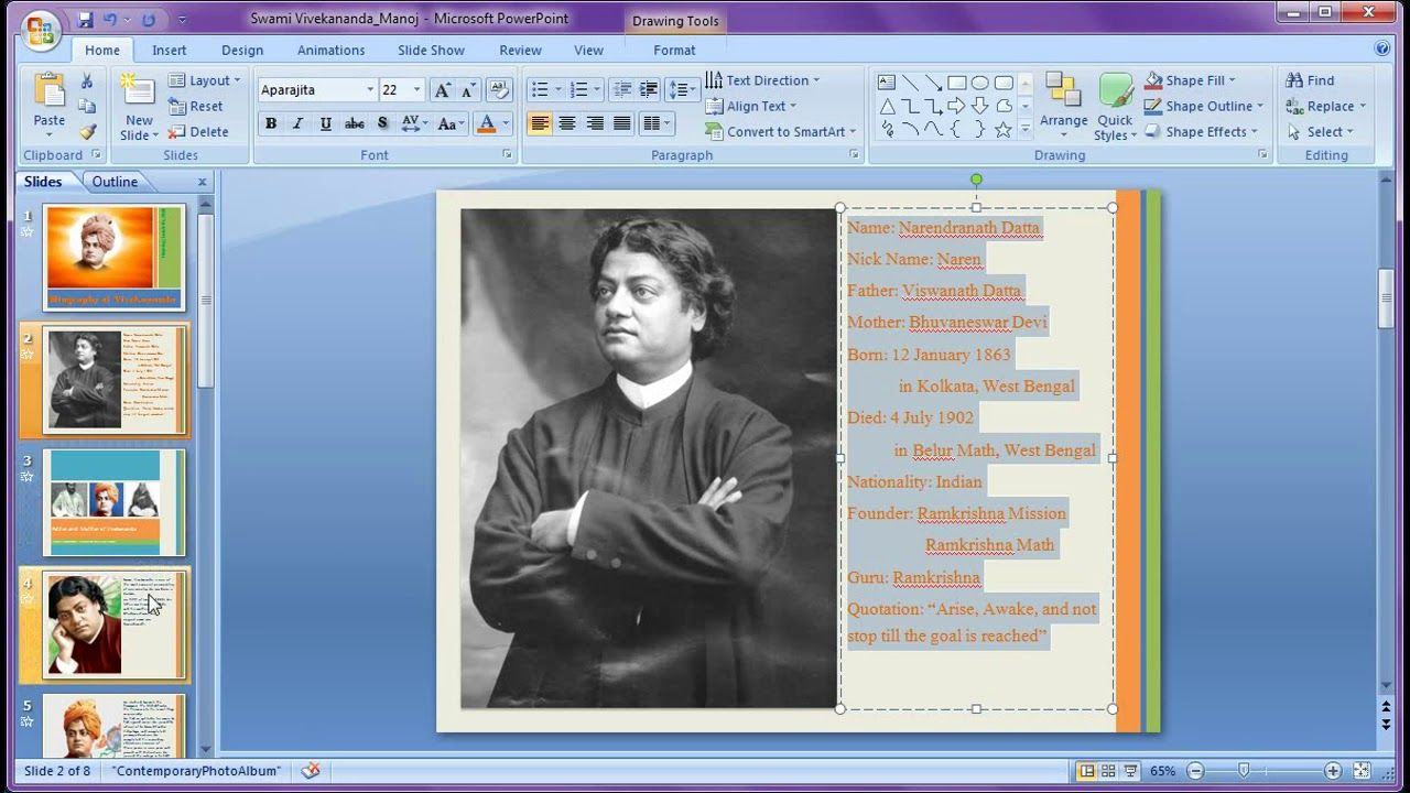 MS Powerpoint | How to make Powerpoint Presentation (Lab Assignment-18) |  Powerpoint presentation, Powerpoint, Presentation