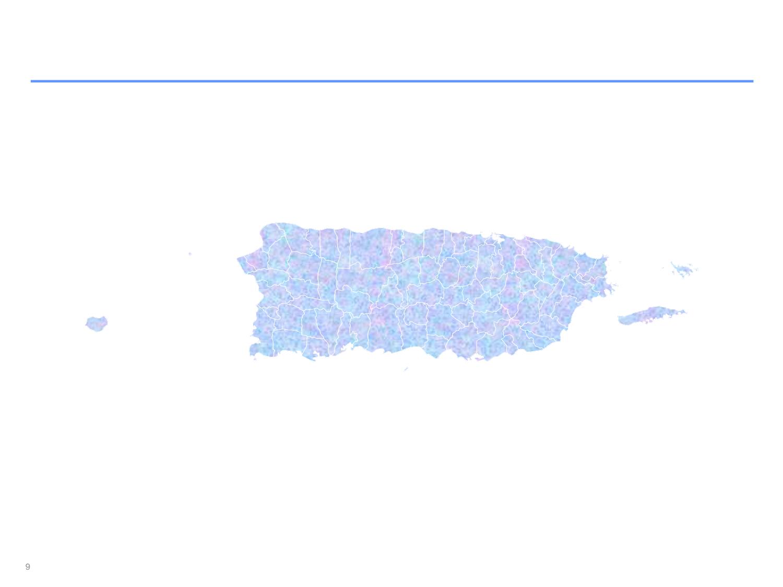 Descarga Ahora Mapas De Puerto Rico Editables En Powerpoint Puerto Rico Map Powerpoint Map