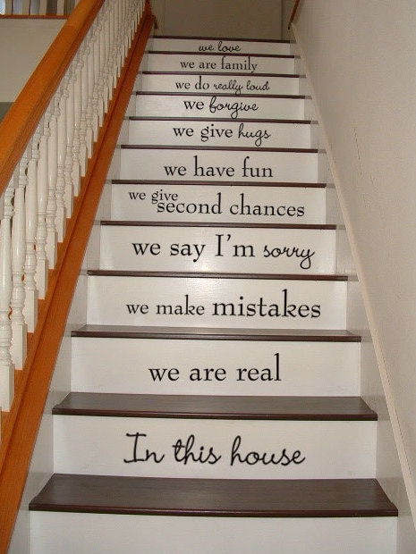 Enjoyable Wooden Steps. family  stairs and house image 18 Fabulous Stairways 6 Clever Under stair Storage Ideas