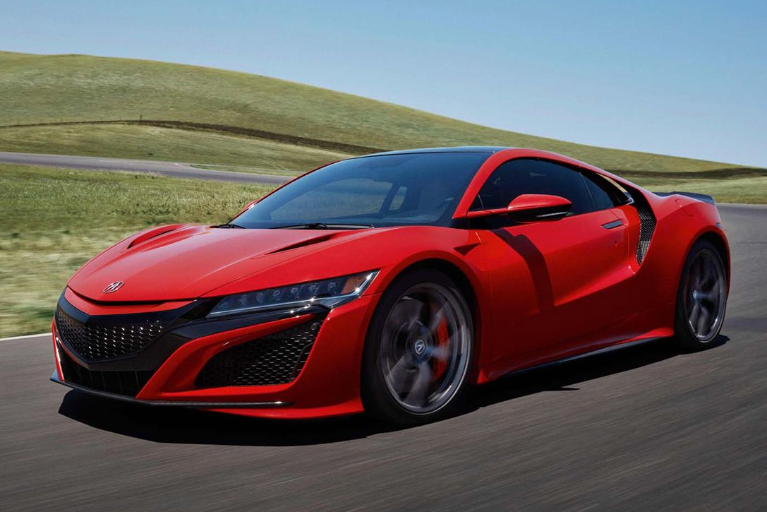 Fantastic Fours 12 Best Awd Supercars Hiconsumption Nsx Sports Car Acura Nsx