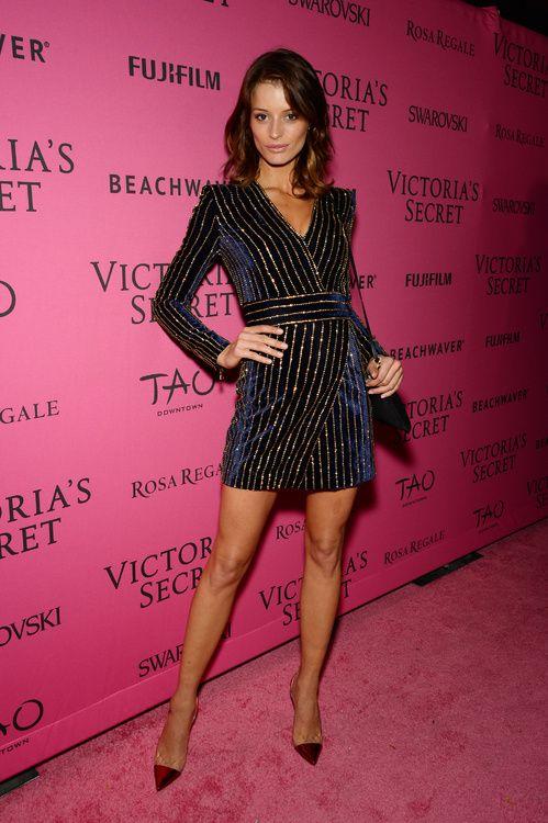 L\'after party Victoria\'s Secret à New York   Moda para damas, Damas ...