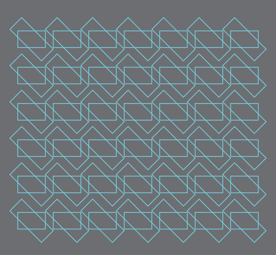 Rectangular pattern I made with a consistent line thickness.
