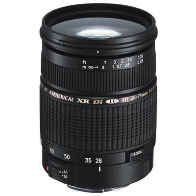 Tamron AF 28-75mm F/2.8 XR Di LD IF MACRO (Nikon) Lens